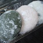 福屋餅菓子舗 - 料理写真:今回購入品