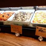 ベジョータ ムチョ - お手頃価格の料理たち。すべてお酒のアテにGOOD。