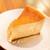 をかし東城 - 料理写真:お酒を使ったチーズケーキ