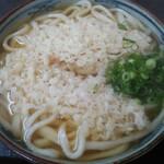 さんぽう - 料理写真:天ぷらうどん大盛り