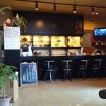 Jcafe - 店内