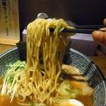 麺部しば盛 - 麺