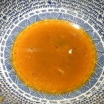 麺部しば盛 - スープ
