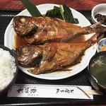 魚河岸 - このボリュームで1800円は安い!