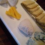 1209069 - チーズ盛り合わせ