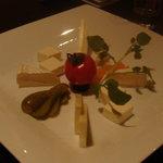 バー リグ - チーズ盛り合わせ