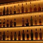 バー リグ - hard liquor いっぱいありましたょ!!!