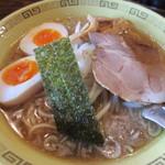 江川亭 - 味付玉子麺 650円