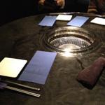 12091690 - テーブルに無煙ロースター