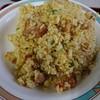 中国料理 布袋 - 料理写真:ザンギ炒飯 アップ