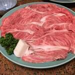鯛屋旅館 - A5ランクの松阪肉です!
