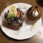 ケーキ&ベイク ハチカフェ -
