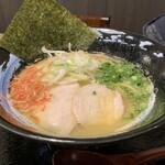麺匠 藩次郎 - 海鮮白湯らーめん¥850