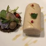 レストラン ルパン - 丹羽黒鶏のショーフロア