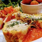 バスクバル・チャコリ - 迷ったらとりあえずタパス(前菜)盛り合わせ♬