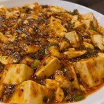 Shahoushurou - ♦︎本場成都マーボー豆腐 750円(税込み)              ※ランチメニュー