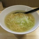 麺屋 かわはら - 鶏塩ラーメン(780円)