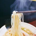 零一弐三 - 麺アップ