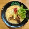 キラメキノトリ - 料理写真:鶏白湯らーめん【塩】
