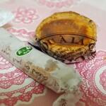 ケーキ蔵王牧場 - 料理写真:チーズスティックとチーズタルト