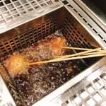 串揚げビュッフェ 楽膳 - 料理写真: