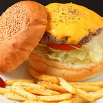 トレモロ - ハンバーガー