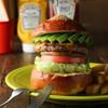 イル フロッグス - 料理写真:ハンバーガー