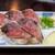 明神丸 - 料理写真:2019.11 塩タタキの握り寿司(480円)