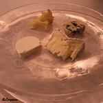 シェムラブルリス - Plateau de fromages