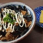 寳龍 - ミニチャーシュー丼 300円(税込)