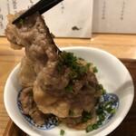 120943569 - でろろろ〜〜〜ん❣️ってしてるお肉❤️これ、本当に美味しいよ‼️ˉ̞̭ ( ›◡ु‹ ) ˄̻̊