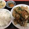 Ootorihanten - 料理写真:回鍋肉的な感じ