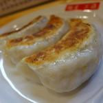 麺屋 工藤 - 「餃子」(3個290円)