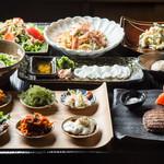 ondo - 贅沢沖縄料理コース_6,000円