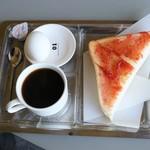 サンウェイ - 料理写真:モーニングセットのB
