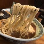 麺屋蕪村 - 蕪村そば@710円+税