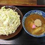 ラーメン金太郎 - つけ麺並盛り(730円)
