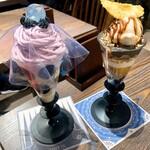 ティフォニウム・カフェ - ☆*:.。. 魔法パフェ® .。.:*☆