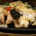 120952936 - チキンのチーズステーキ