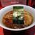 カドヤ食堂 - 中華そば 4杯目