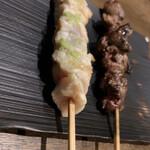 トリットリアバンブー - 料理写真:背肝、
