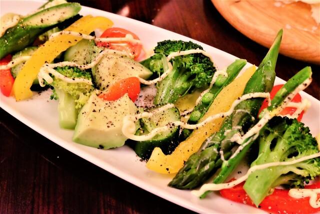 下北沢BARUの料理の写真