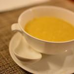 桂花苑 - 中華風コーンスープ