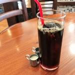 イル ボッチョーロ - アイスコーヒー