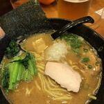三代目麺処まるは極 - 鶏白湯ラーメン