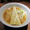 楢製麺 - 料理写真:楢製麺(醤油 780円)