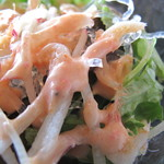 12096466 - 桜海老と三浦無農薬野菜のサラダ