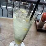 やぎばる Clover - 柚子茶アイス