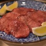 たれ焼肉のんき - タン塩