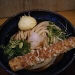 Sanukiudonharushin - 天ぶっかけ(冷)